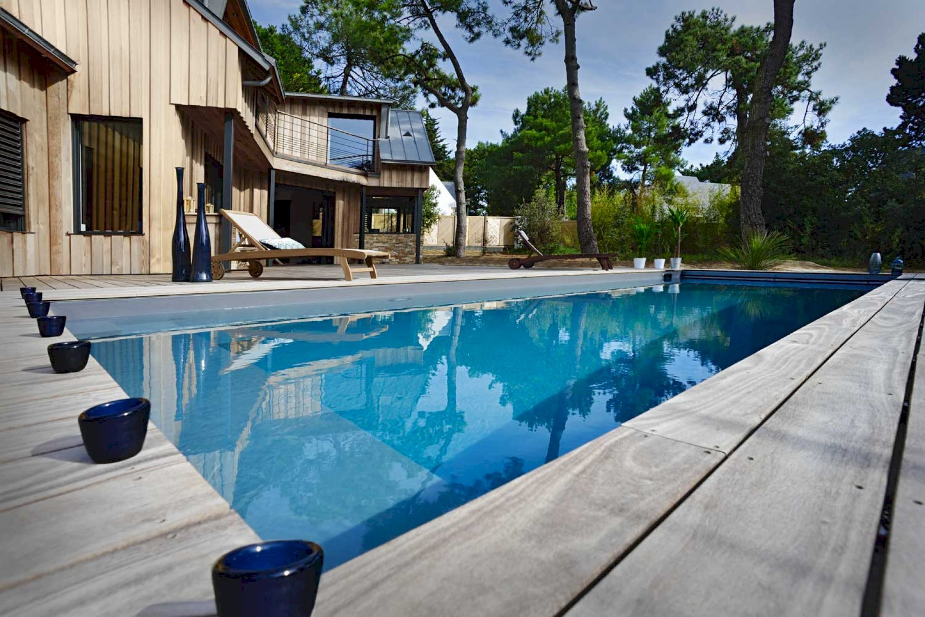 Le Bassin Bleu, constructeur de piscines en Gironde