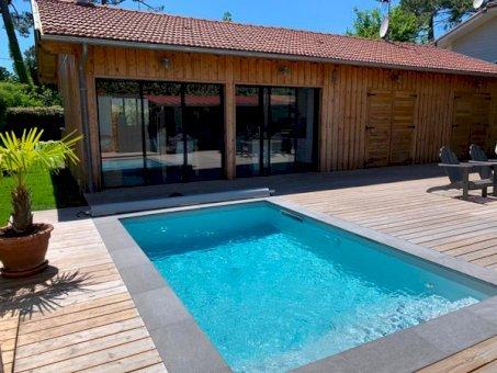Mini piscine Bordeaux